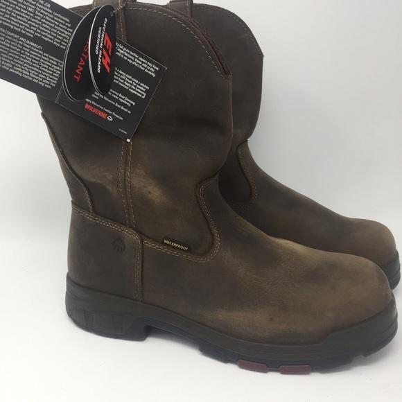 Wolverine Other - Wolverine NIB Composite Toe Work Boots